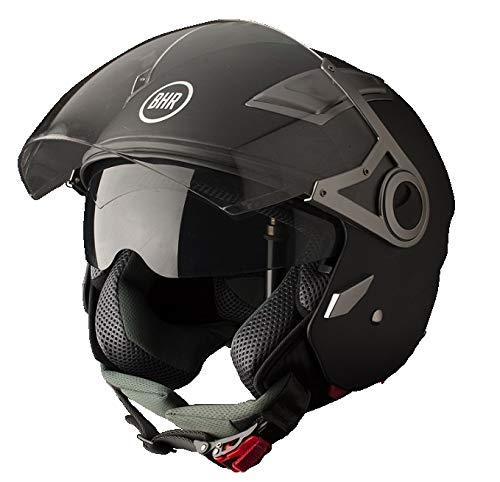 Zoom IMG-2 bhr 93304 casco doppia visiera