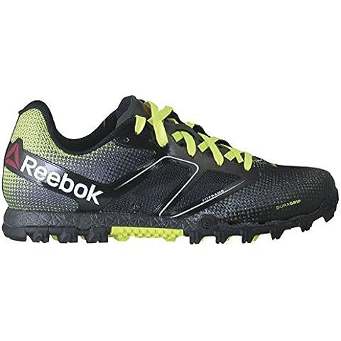 Reebok - Zapatillas de running para hombre Negro negro