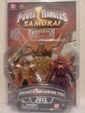Power Rangers Samurai Power Ranger Samurai (Metallic) Shark Attack Red...