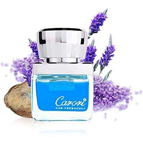 Ambientador Carori para Autos, Ambientador para ductos de aire, original aceite de perfume francés, difusor de aroma para autos, dispensador de aroma sin alcohol, 14ml (caballero C-1274)