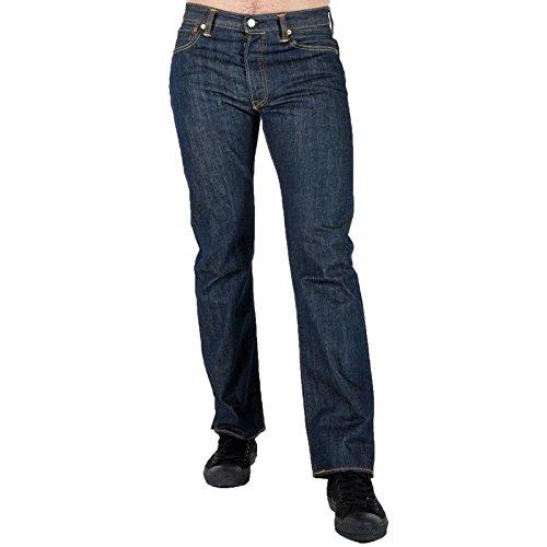 Levi's - 501 levi's® original, jeans da uomo, blu (on the floor 1456), 29w / 32l