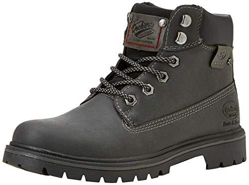 Dockers by Gerli Damen 43EA201 Combat Boots, (Schwarz 100), 42 EU
