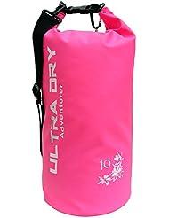 Premium wasserdichte Tasche, Sack mit Handy Dry Bag und lange Verstellbarer Schultergurt enthalten, perfekt für Kajak/Bootsleine/Kanu/Angeln/Rafting/Schwimmen/Camping/Snowboarden