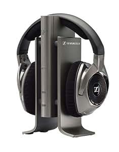 Sennheiser RS 180 Digitales Funkkopfhörersystem (110 dB) mit Aussteuerungsautomatik und Balanceregler