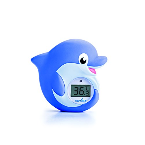 Nuvita 1006 Termometro Baño Bebe – Termometro Digital