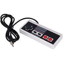 Controlador Regulador Mando de Juegos Gamepad Joypad USB Clásico Para NES de Nintendo PC Windows