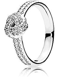 ec4fff9294924 Amazon.co.uk: Pandora - Rings / Women: Jewellery