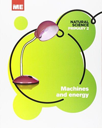 Natural Science Modular 2 Machines and energy (CC. Naturales Nivel 2) - 9788416380831