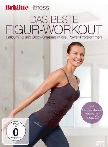 Brigitte Fitness – Das beste Figur-Workout: Fatburning und Body-Shaping in drei Power-…