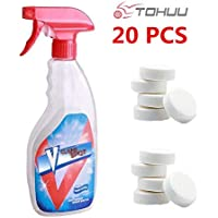 Gorgebuy Multifunctional Effervescent Spray Cleaner Set Home Cleaning Concentrate Car Cleaning Tool 1/5/10PCS