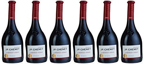 JP Chenet Cabernet Syrah Cuvée 2017/2018 Trocken (6 x 0.75 l)