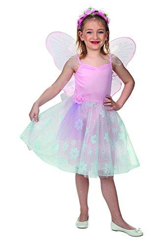 Andrea-Moden 161-104 Blumenfeee-Kleid Inclusive Flügel, 104 Preisvergleich
