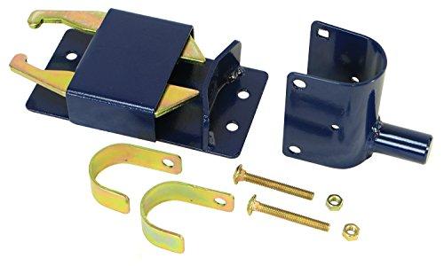 ranchex 1–5/20,3cm zu 5,1cm Außen Durchmesser Zweiwege-abschließbar Torriegel für runde Tube Gates, akzeptiert Vorhängeschloss (Gate Tube)