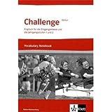 Challenge Baden-Württemberg / Vocabulary Notebook: Englisch für berufliche Gymnasien / Englisch für berufliche Gymnasien