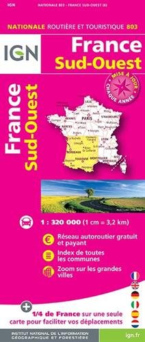 803 FRANCE SUD-OUEST