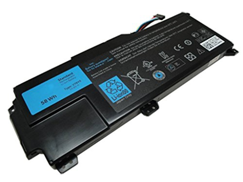 BPXLaptop Battery 58wh/14.8v for Dell XPS 14z 14z-l412x 14z-l412z V79y0 V79yo