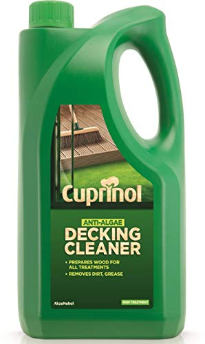 CUPRNOL 5083456 Decking Cleaner Exterior Woodcare, Nylon/A
