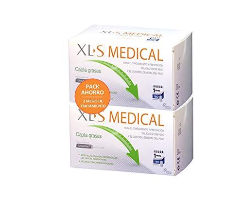 be2de873b61e PACK XLS Medical Captagrasas - 2x180 comp - Pierde hasta 3 veces más peso  que sólo