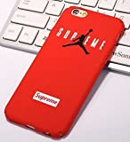Phone Tattoo Coque Iphone 7 Air J Sup Rouge (Livraison Gratuite en France)