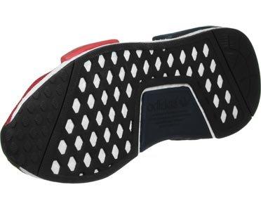 adidas NMD R1 W Schuhe Rot Blau