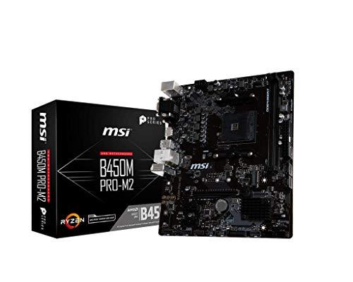 MSI B450M Pro-M2 V2 - Placa Base Chipset AMD B450