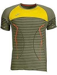 Joma Olimpia III S/S Camiseta, Hombre