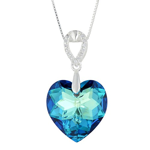 galaxy-jewellery-collar-de-plata-de-ley-925-colgante-con-autentico-cristal-swarovski-love-heart-blue