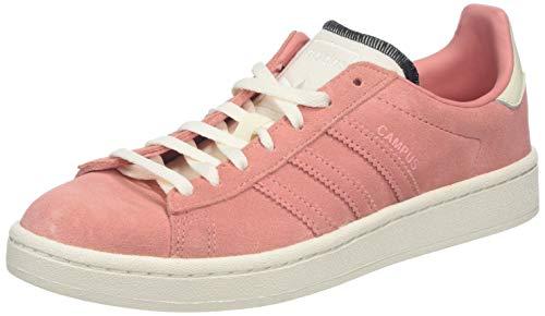 adidas Campus W, Scarpe da Ginnastica Donna, Rosso off White/Active Red, 39 1/3 EU