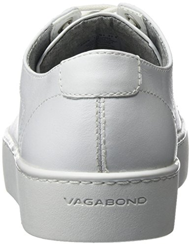 VagabondZoe - Scarpe da Ginnastica Basse Donna Bianco