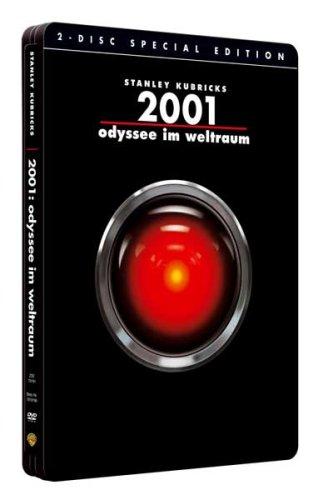 2001: Odyssee im Weltraum (Special Edition, 2 DVDs im Steelbook)