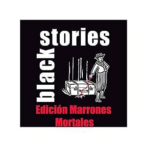 Black Stories - Marrones Mortales, Juego de Mesa (Gen-X Games GEN041)