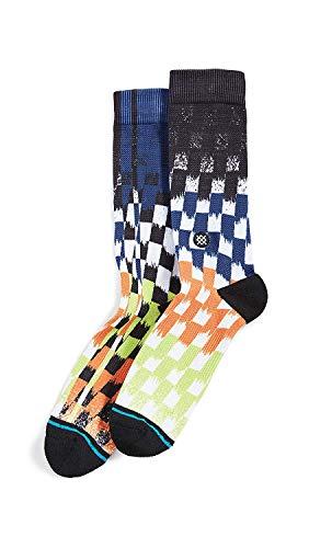 Baumwolle Elasthan Terry (STANCE Men's Space Dust Socks)