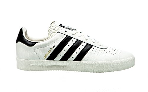 Adidas 350 Spzl, Blanc Cassé / Noyau Noir / Crème Blanc Cassé / Noyau Noir / Blanc Crème