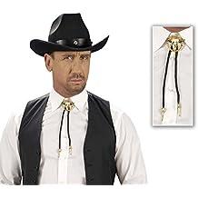 Corbata de cowboy accesorios vaquero complementos oeste 33e487e8e6e