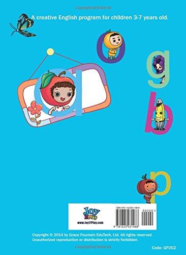 Alphabet Book 2: Volume 2 (LookUp Alphabet Book)