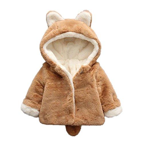 VEMOW Baby Coat Infant Girls Boy...