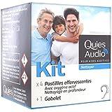 Quies Audio Kit 4Array effervescentes + 1vaso