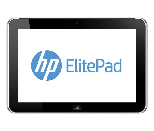 HP ElitePad 900 G1 10.1-inch Tablet (Intel Atom Z2760 1.5GHz Processor, 2GB RAM, 64GB SSD, Windows 8 Professional)
