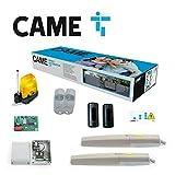 Came AXI25K06 Sistema Completo per cancello a battenti 2,5 Metri 24 VDC 8K01MP-006