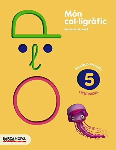 Món cal·ligràfic 5 (Materials Educatius - Material Complementari Primària) - 9788448927080
