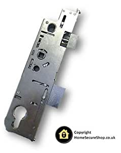 GU Old Type Door Lock Centre Case / Gearbox / Mechanism 35 / 92 - Single Spindle Old Style GU Lock - FREE DELIVERY ON EVERYTHING IN STORE - ONLY WITH HOMESECURE by GU