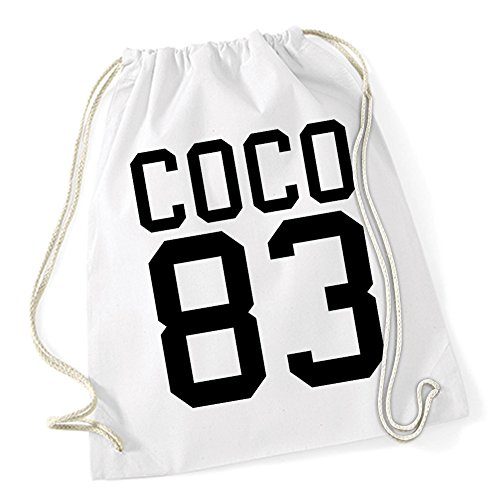 Coco 83 Gymsack White Certified Freak