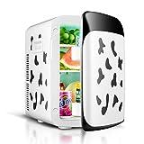 Mini-Kühlschränke Großgeräte 15L Auto Kühlschrank Kleinen Haushalt einzigen Tür Kühlschrank Smart Micro Kühlschrank Multi-Funktions-Kühlschrank (Color : Weiß, Size : 37 * 32 * 28cm)