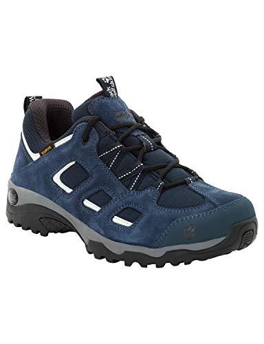 Jack Wolfskin Damen Vojo Hike 2 Texapore Low W Wasserdicht Trekking-& Wanderhalbschuhe, Blau (Night Blue 1010), 37.5 EU