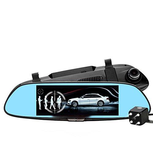 GJLR Autofahren Recorder 7 Zoll elektronischer Hund 1080P Full HD Nachtsicht Sprint vor und nach der doppelten Linse - Sprint-gps