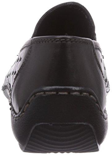 Bruetting Comfort Damen Sneakers Schwarz (Schwarz)