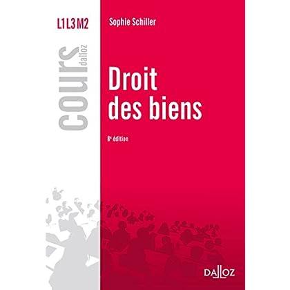Droit des biens - 8e éd.