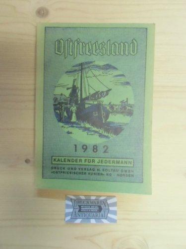 Ostfriesland 1982. Kalender für Jedermann.
