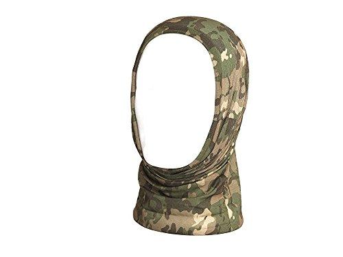 BKL1 Multifunktionskopfbedeckungen Multitarn Scarf Headscarf BW Outdoor EDC Prepper...
