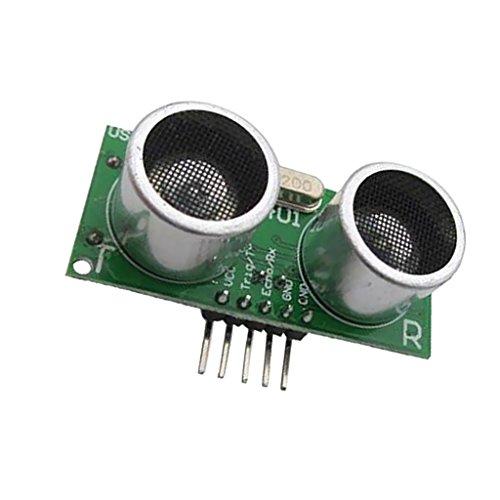 MagiDeal Ultraschall Ultrasonic Modul Us-100 Abstand Distanz Messer Sensor für Arduino Uno DIY Dc-spannung Transducer